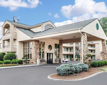 Quality Inn & Suites hotel in Pigeon Forge, TN | Quality Inn And Suites Dollywood