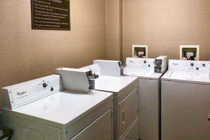 Guest laundry facilities | Comfort Suites Mountain Mile Area