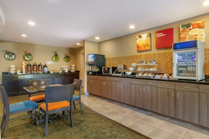 Assorted breakfast items | Comfort Suites Knoxville West - Farragut
