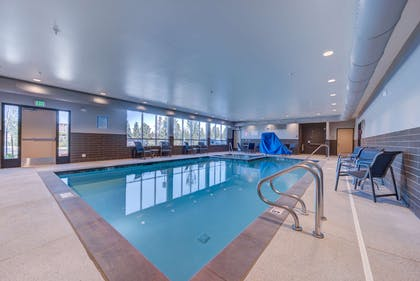 WCB Andmore Fusion Interior | Best Western Premier Peppertree Inn at Bend