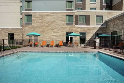 Pool   Homewood Suites by Hilton Florence
