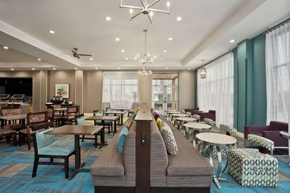 Breakfast Area   Homewood Suites by Hilton Florence