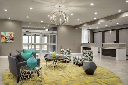 Reception   Homewood Suites by Hilton Florence