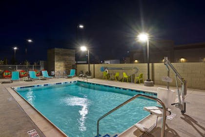 Pool | Home2 Suites by Hilton Palmdale