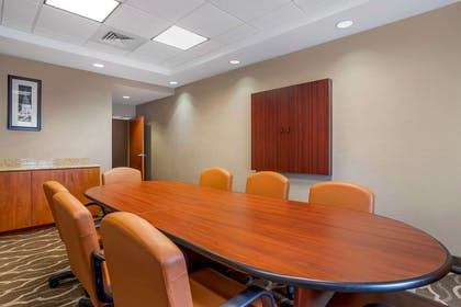 Conference Room | Comfort Suites North
