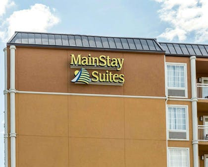 Mainstay Suites hotel in Knoxville, TN | Mainstay Suites