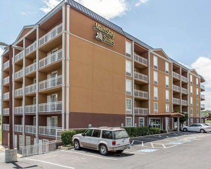 Front of Building 2 | Mainstay Suites