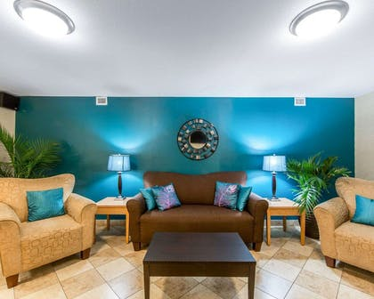 Mainstay Suites Lobby | Mainstay Suites