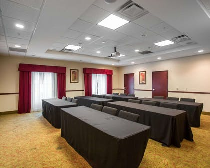 Large space perfect for corporate functions or training | Comfort Suites Mount Juliet