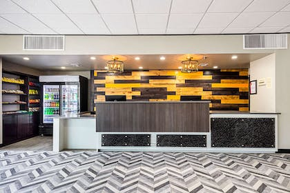 Front desk | Clarion Inn & Suites Near Downtown