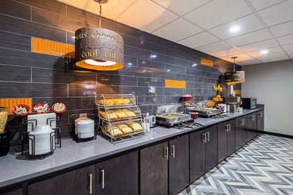 Assorted breakfast items | Clarion Inn & Suites Near Downtown