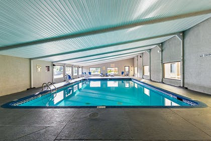 Indoor pool | Clarion Inn & Suites Near Downtown