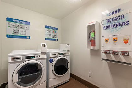 Guest laundry facilities | Comfort Suites North Dallas