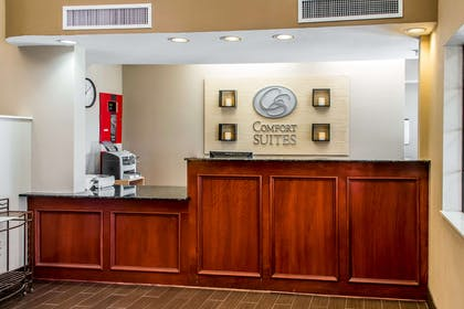 Front desk | Comfort Suites Round Rock - Austin North I-35