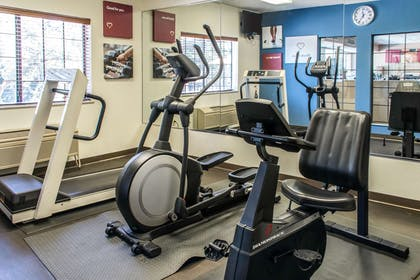 Fitness center | Comfort Suites Round Rock - Austin North I-35