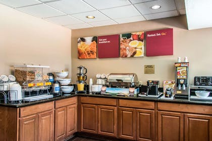 Free breakfast | Comfort Suites Round Rock - Austin North I-35