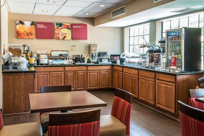 Assorted breakfast items | Comfort Suites Round Rock - Austin North I-35