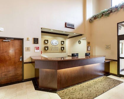 Front desk | Comfort Suites Bush Intercontinental Airport