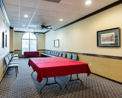 Large space perfect for corporate functions or training | Comfort Suites Bush Intercontinental Airport