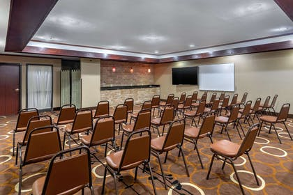Meeting room | Quality Suites Addison-Dallas