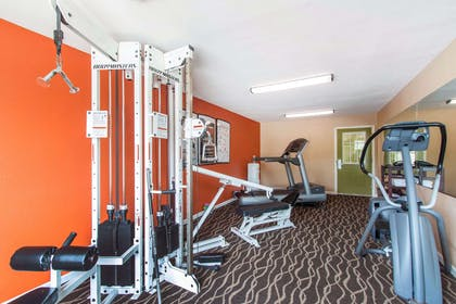Fitness center | Quality Inn & Suites I-35 - near ATT Center