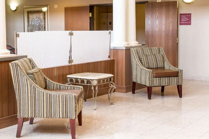 Lobby with sitting area   Comfort Suites North Fossil Creek