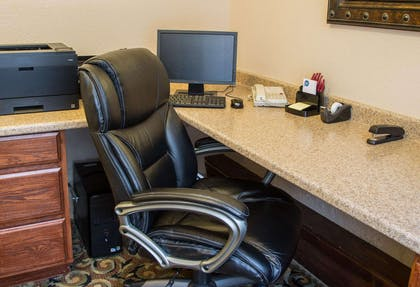 Business center   Comfort Suites North Fossil Creek
