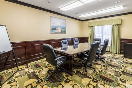 Conference Room | Quality Suites Burleson - Ft. Worth