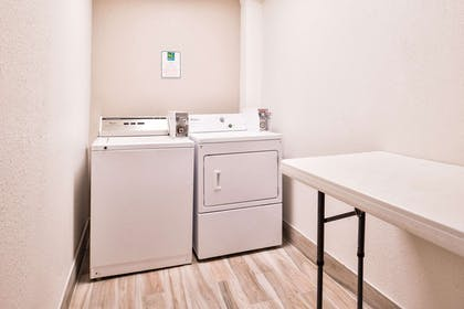Guest laundry facilities | Quality Inn And Suites Beaumont
