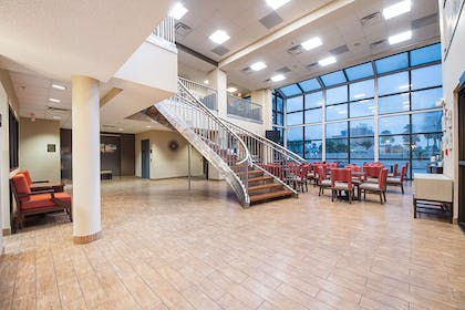 Hotel lobby | Comfort Suites South Padre Island