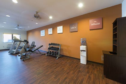 Fitness center | Comfort Suites South Padre Island