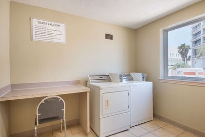 Guest laundry facilities | Comfort Suites South Padre Island