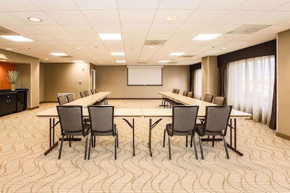 Meeting room | Comfort Suites Dallas Fort Worth Near Grapevine