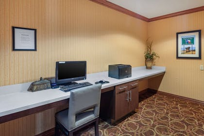 Business center | Comfort Suites McKinney-Allen