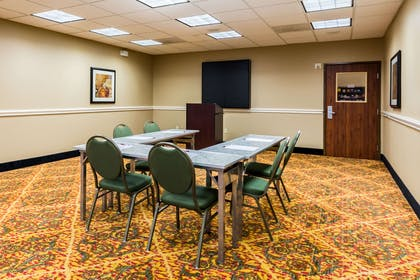 Meeting room | Comfort Suites Westchase
