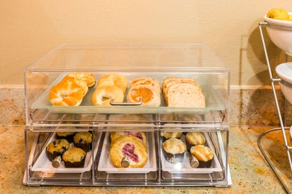 Assorted breakfast items | Comfort Suites Westchase