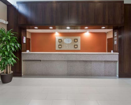 Front desk   Comfort Suites Houston West at Clay Road