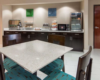Breakfast bar   Comfort Suites Houston West at Clay Road