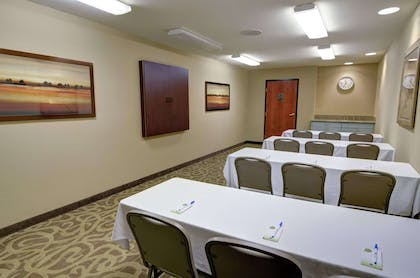 Meeting room | Comfort Inn And Suites Amarillo