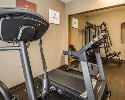 Fitness center | Comfort Suites Stafford Near Sugarland