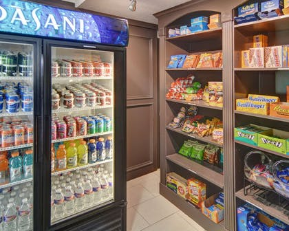 Hotel vending areas | Comfort Inn & Suites Beachfront