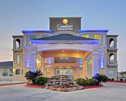 Comfort Inn Hotel in Galveston, Texas | Comfort Inn & Suites Beachfront