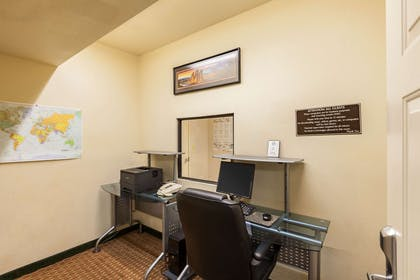 Business center | Quality Inn near SeaWorld - Lackland