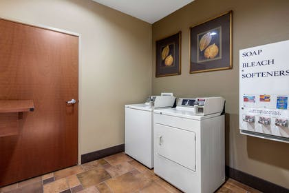 Guest laundry facilities   Comfort Suites Marshall