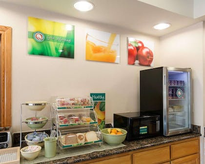 Free breakfast buffet | Quality Inn