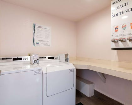 Guest laundry facilities | Quality Inn