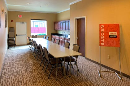 Meeting room | Comfort Suites Texas Ave.