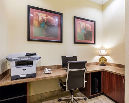 Business center | Comfort Suites near NASA - Clear Lake