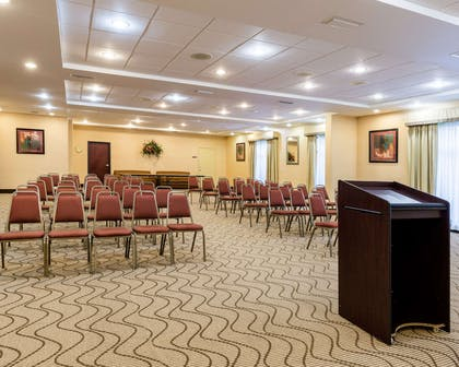 Meeting room | Comfort Suites near NASA - Clear Lake