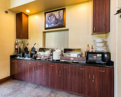 Assorted breakfast items | Comfort Suites near NASA - Clear Lake